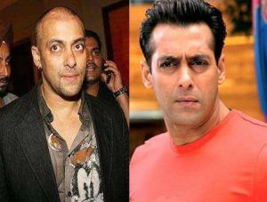 Salman Khan bollywood hair transplant before and after
