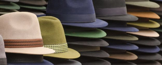 various-hats-different-colours