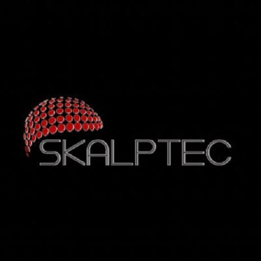 Skalptec logo for browser